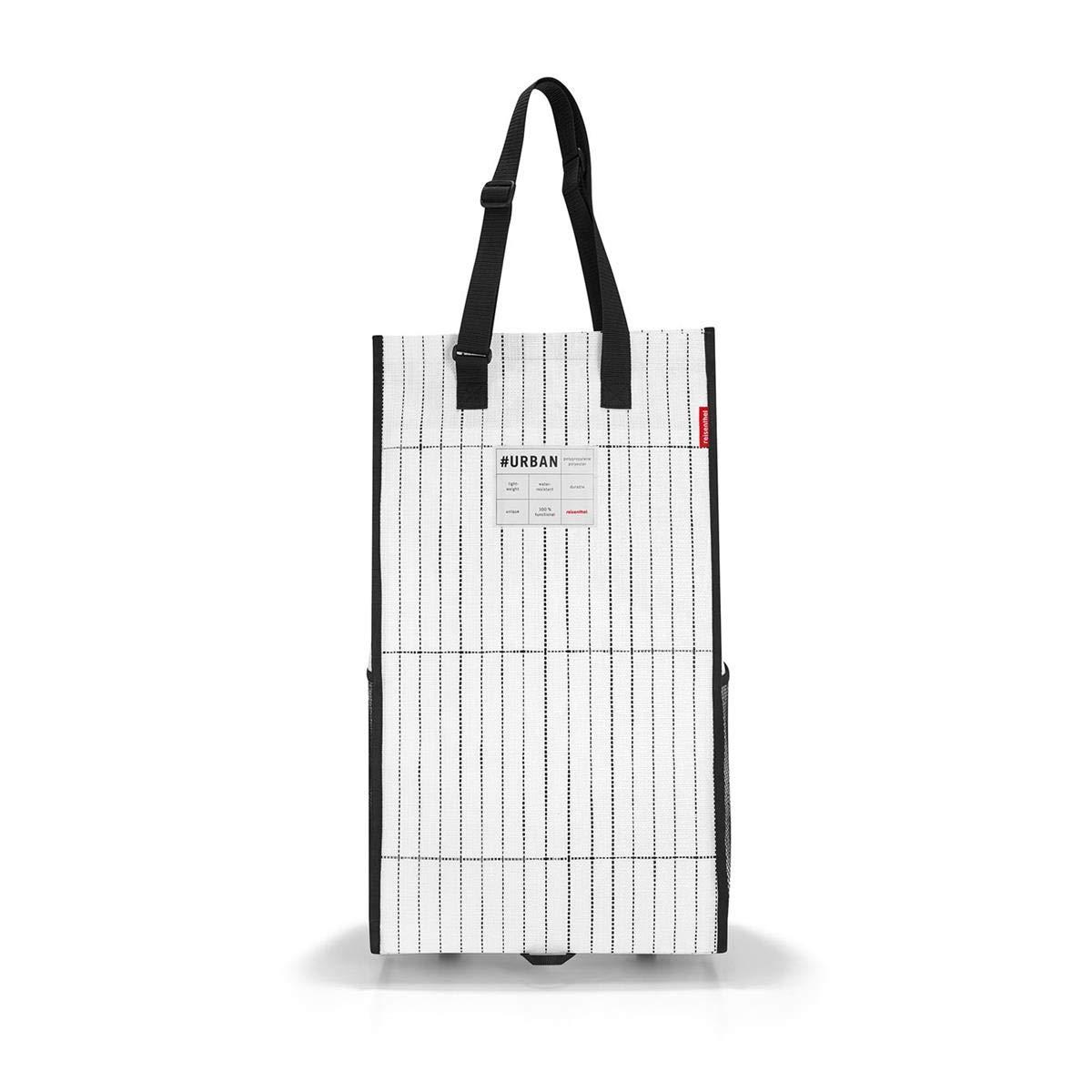 Reisenthel Urban Bagage Cabine, 63 cm, 33 liters, Multicolore (Black White) PT7049