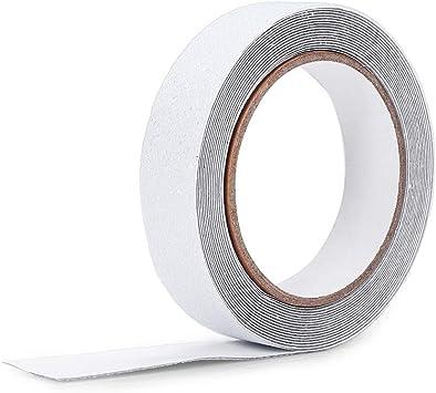 1 paquete de cinta antideslizante para peldaños de escalera, grano de tracción antideslizante antideslizante, para exteriores, las mejores peldaños antideslizantes para escaleras: Amazon.es: Bricolaje y herramientas