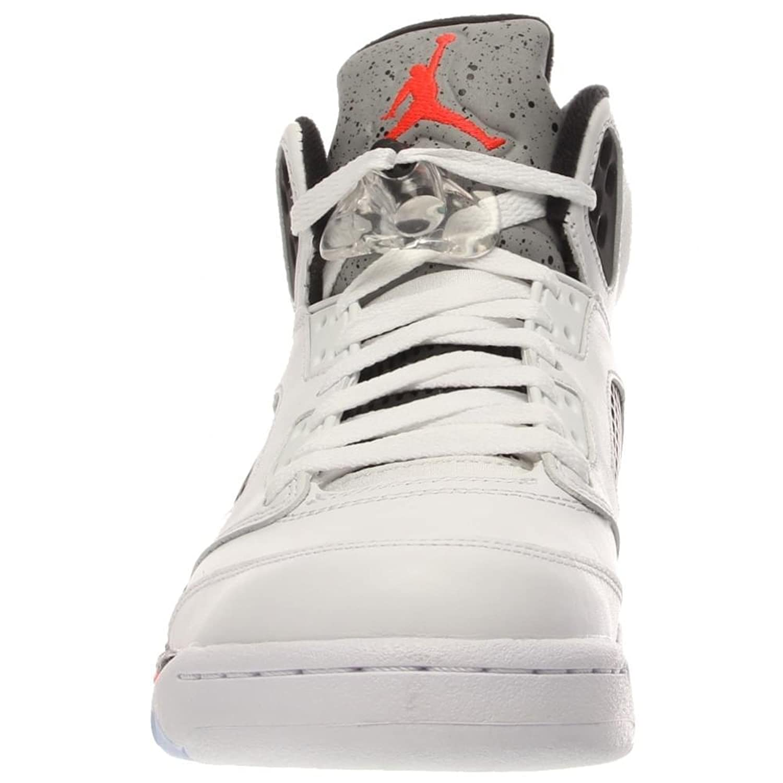 Nike Homme Air Jordan 5 Chaussures De Basket-ball Rétro ialIJsa37