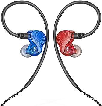 Fiio Fa1 In Ear Monitor Balanciert Rot Blau Elektronik