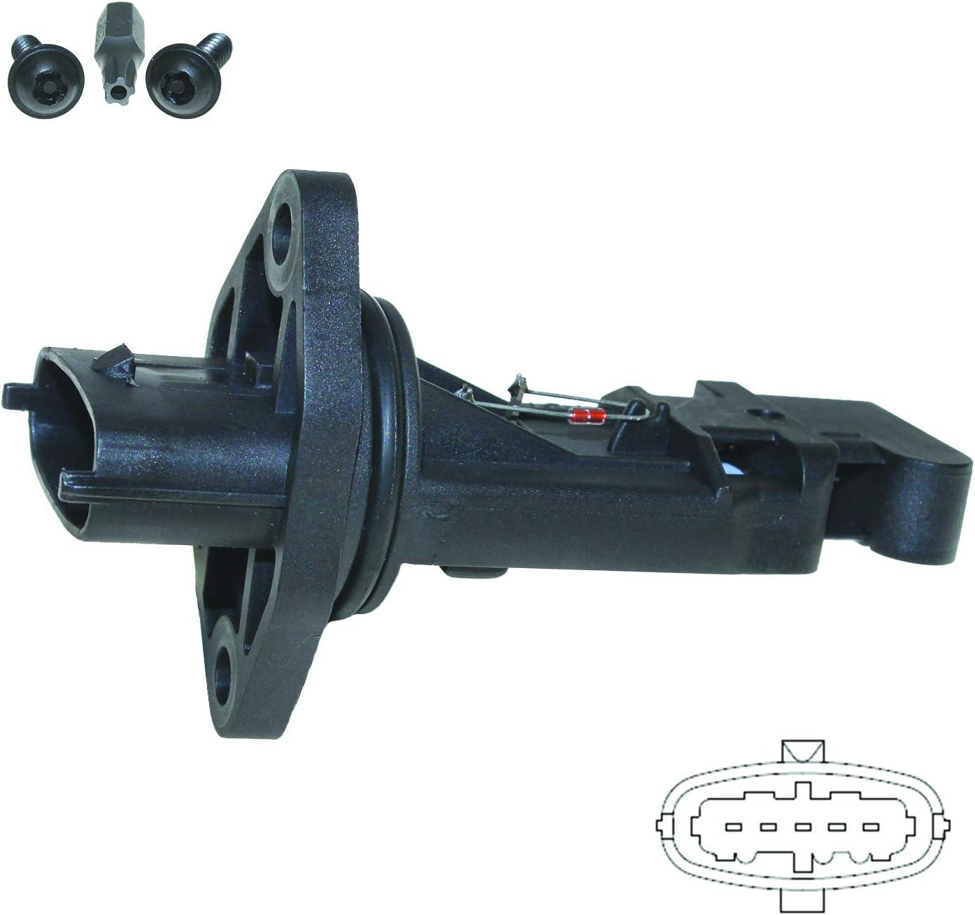 Walker Products 245-2148 Mass Air Flow Sensor