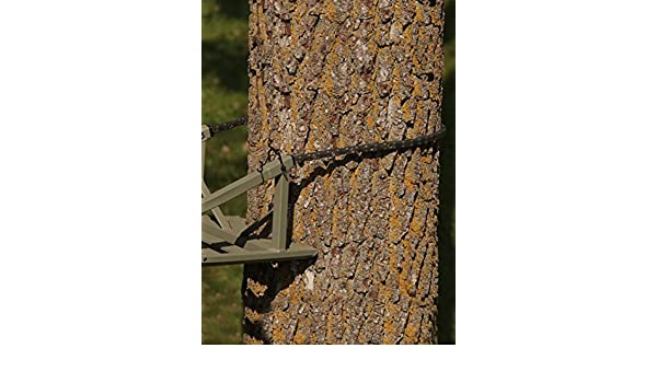 Com Api Tree Stand Rep Chains Magnum Replacement 2 Pk General Sporting Equipment Sports Outdoors