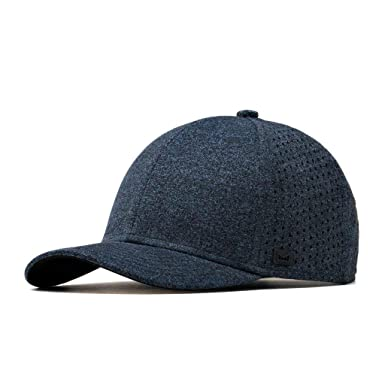 0aace8e1aad30 Melin Men s A-Game Snapback Hat    T.E.C.H. Collection One Size Heather  Blue (One Size
