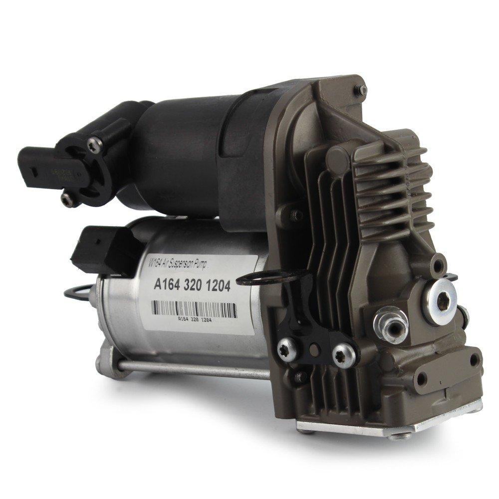 PAO MOTORING Pompe de compresseur de suspension dair pour ML-Class W164 2005-2011 OEM 1643201204 1643200304 1643200504