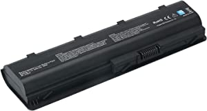 New Replacement 593553-001 593554-001 Laptop Battery Compatible with HP MU06 MU09 584037-001 636631-001 WD548AA 586006-321 593550-001 593562-001 HSTNN-LB0W HSTNN-UB0W HSTNN-CBOW -12 Months Warranty