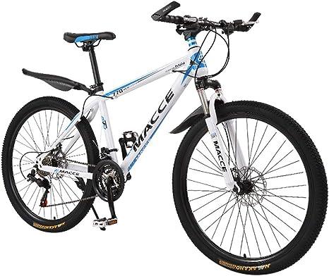 Bicicleta Bicicleta De Montaña Carretera Adulto Acero Alto Carbono ...