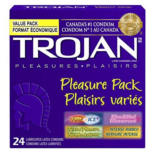 trojan-pleasure-pack-condoms