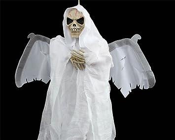 large hanging ghost halloween decoration ktv bar