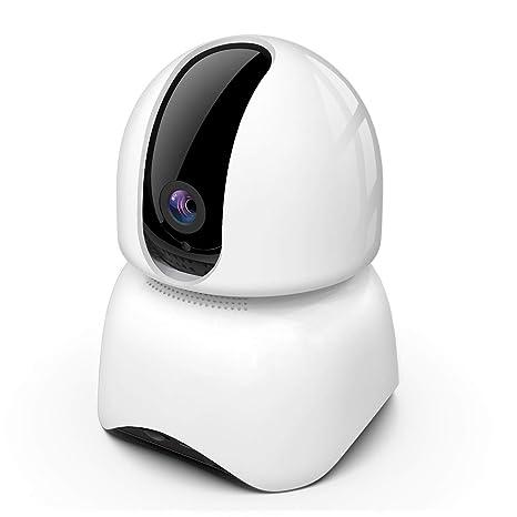 Hawkeye cámara IP Interior 1080P Full HD cámara de vigilancia WiFi con Crucero 3D, Camera