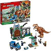 LEGO Juniors T. rex Breakout 10758 Building Kit 150 pieces
