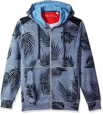 Robert Graham Men's Maywood, Blue, Medium
