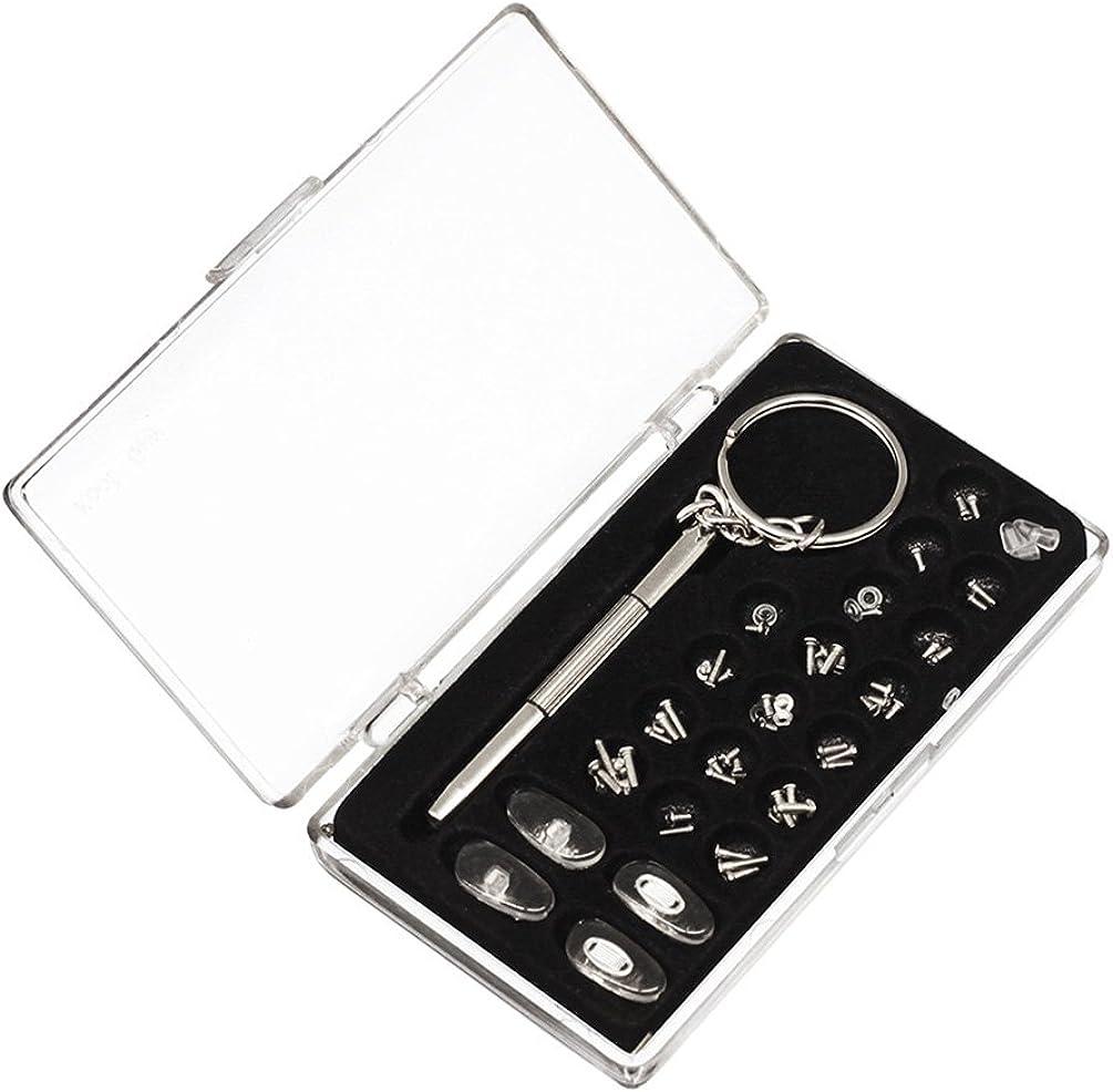 Universal Souvenir Glasses and Sunglasses Repair Kit, Black