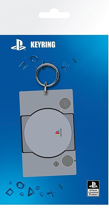GB eye LTD, Playstation, Console, Llavero: Amazon.es: Hogar