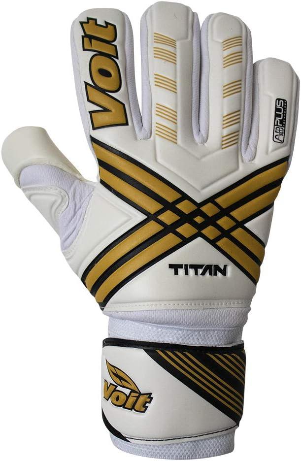 Voit Titan, Official LigaMX, Goalkeeper Gloves T.8 : Sports & Outdoors
