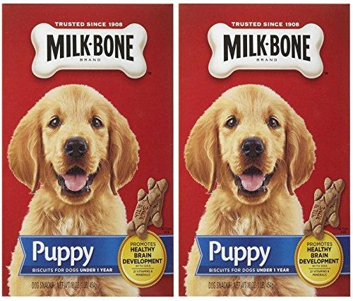 Milk Bone Puppy (Milk-Bone Puppy Biscuits Bundle)