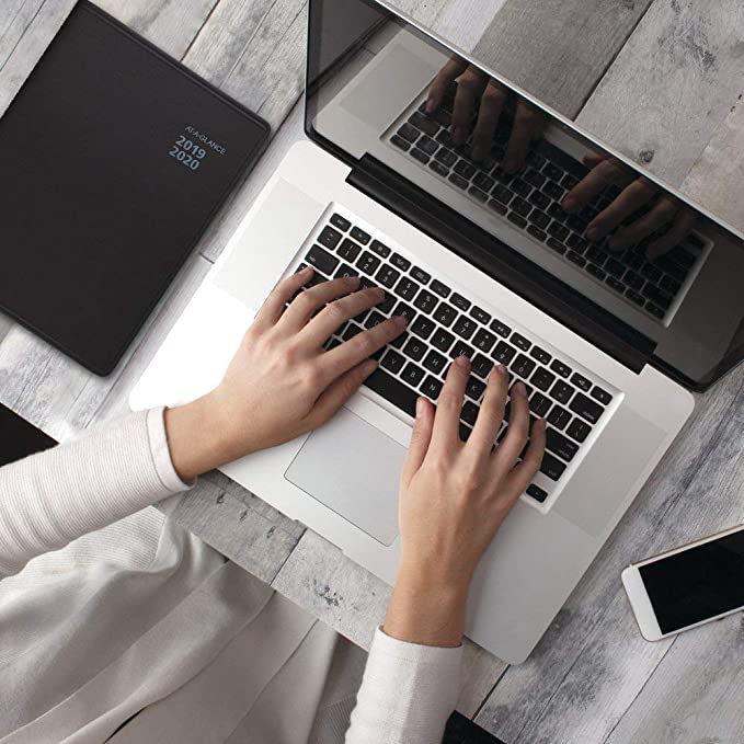 Amazon.com: AT-A-GLANCE 2019-2020 Planificador semanal y ...