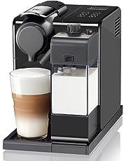 De'Longhi Lattissima Touch EN560.B Nespresso Coffee Machine, Plastic, 1400 W, Black