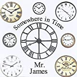Somewhere in Time by Mr. James
