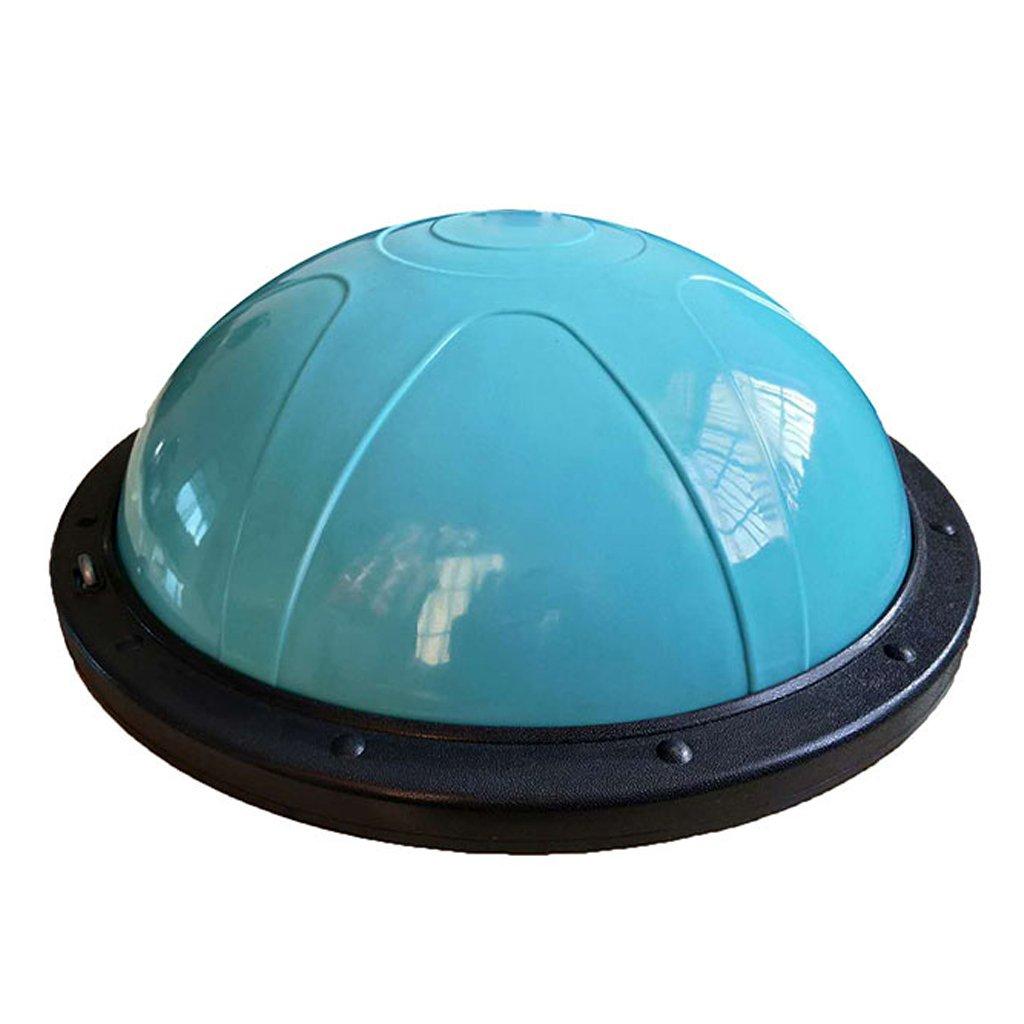 Gbf Halbkreisförmiger Balancenball/Yogaball / Bodybuilding Rutschfester Eignungsball Gewichtverlusteignungsball/Balancenball Starker gymnastischer Ball Formendes Bodybuilding / verstärkender Körper ce1651
