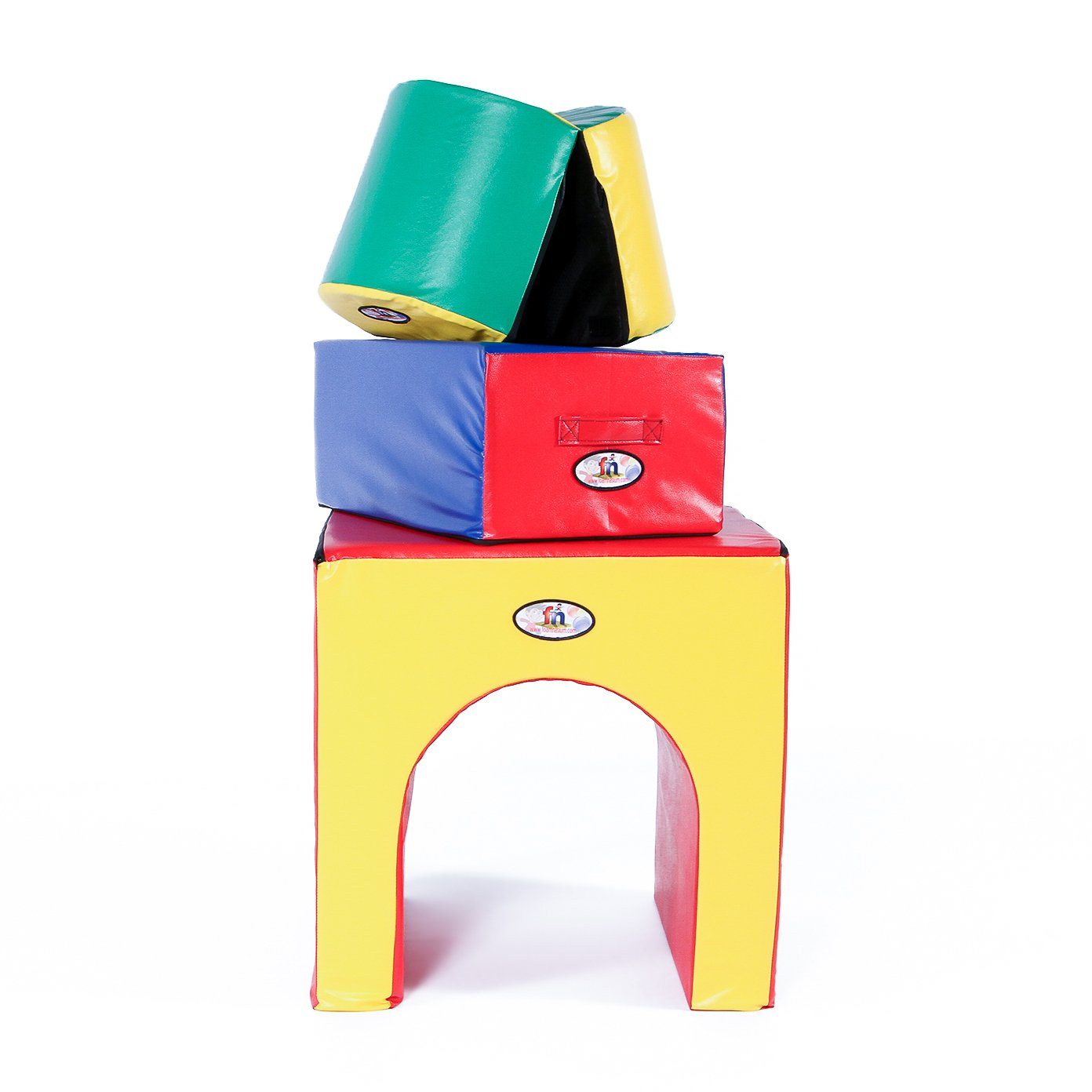 Foamnasium Tunnel of Fun Playset
