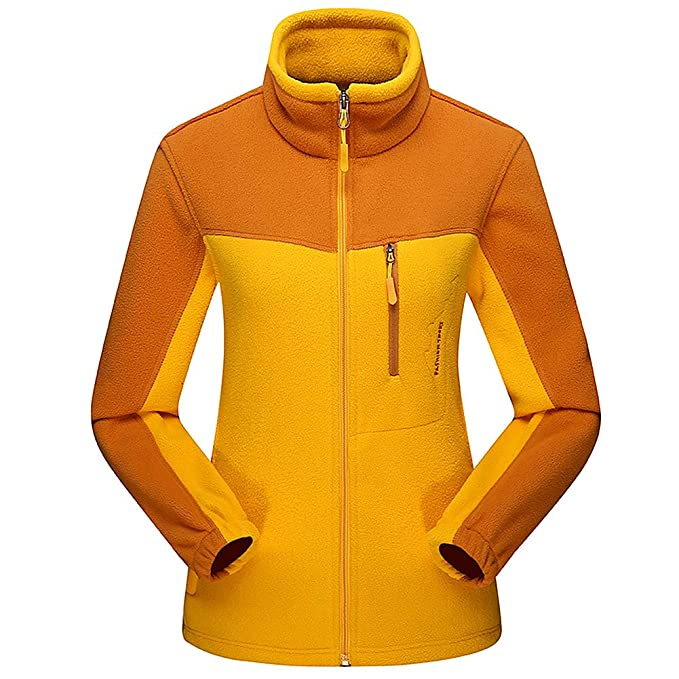 Uomo Giacca Invernale Cappotto Full Zip Thermal Warm Camping