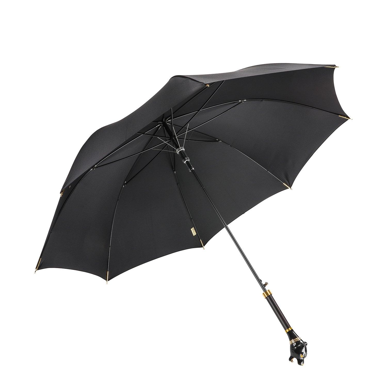 Rainie Automatic Oversize Super Windproof Rainproof Umbrella with Animal Head Sun & Rain Umbrella for Men