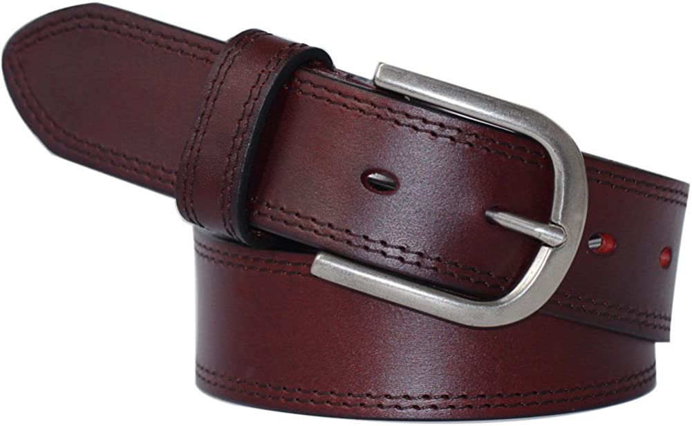 PAZARO Women's Leather Belt...