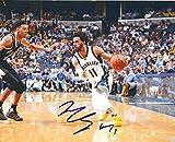 Autographed Mike Conley, Jr.8x10 Memphis Grizzlies Photo