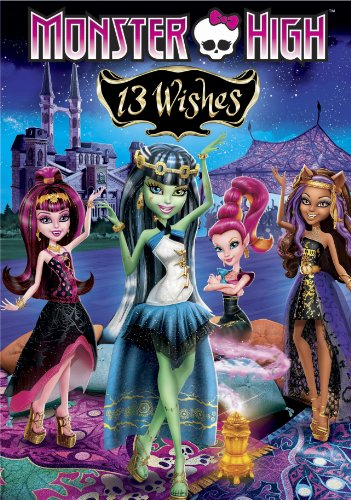 Monster High: 13 Wishes (Monster High Daughters)