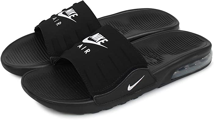 Nike Men's Air Max Camden Slide Black/White BQ4626-003