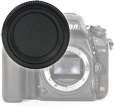CELLONIC Tapa Compatible con Cuerpo para Nikon D750 D3200 D3500 ...
