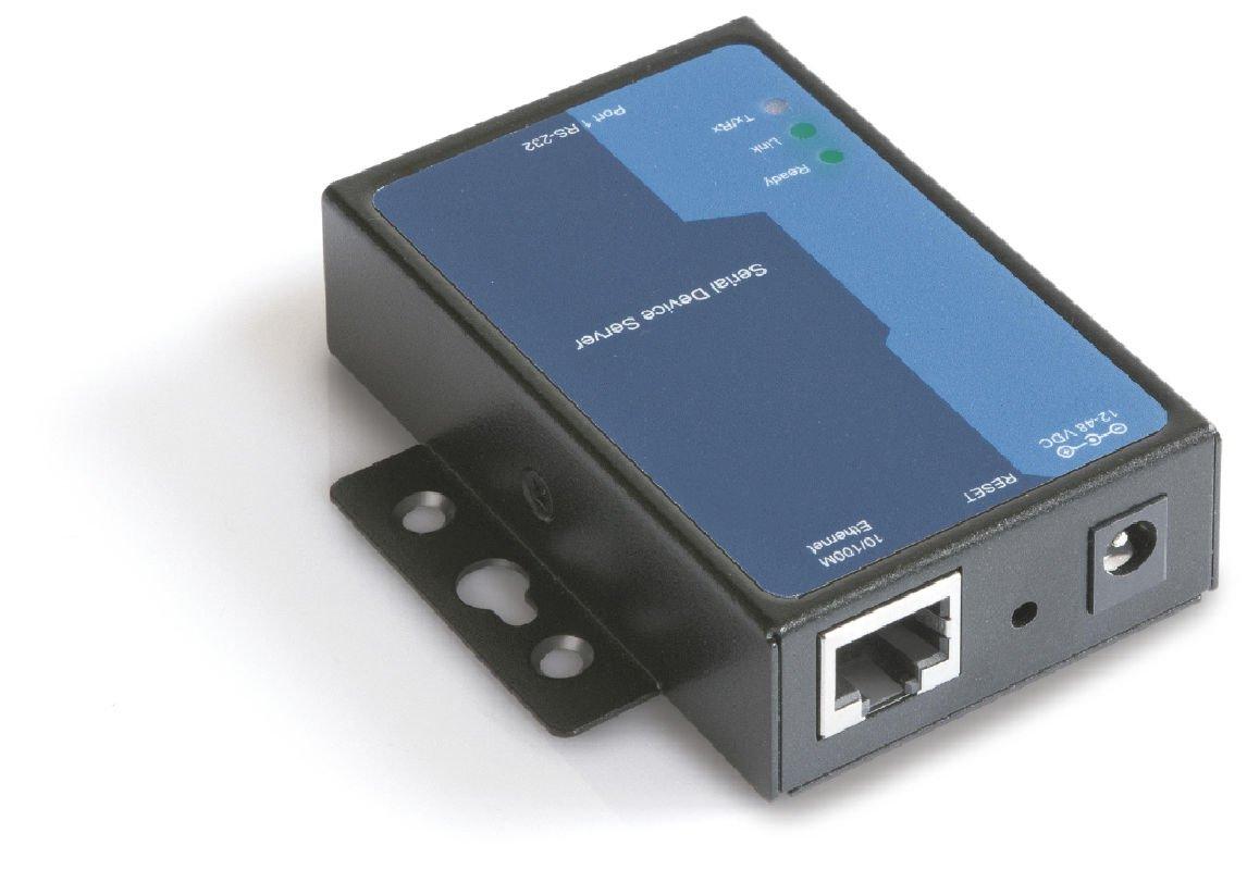 RS-232/Ethernet adaptador [Núcleo yki de 01] para la conexión de cocina, fuerza Cuchillos etc. con interfaz RS-232 a una basada en IP Ethernet de red: ...