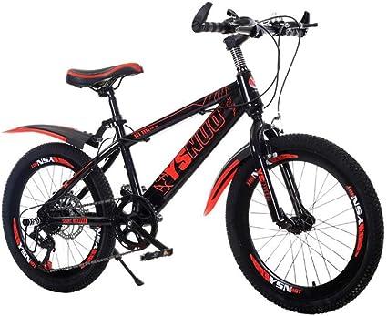 TD Bicicleta para Niños Montaña 6-8-9-10-11-14 Años Hombres Y ...
