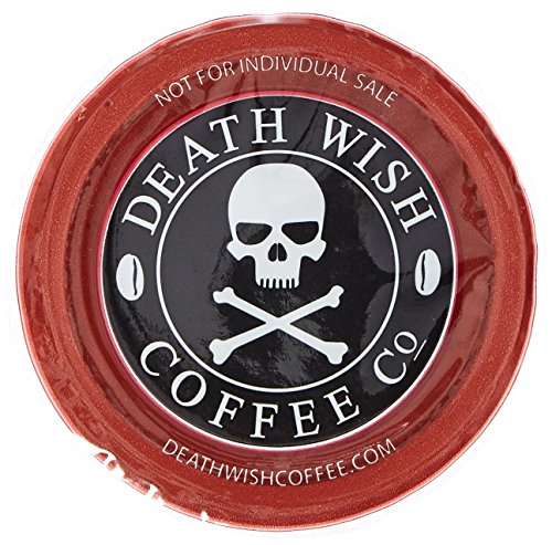 Death Wish Coffee Capsules Brewers