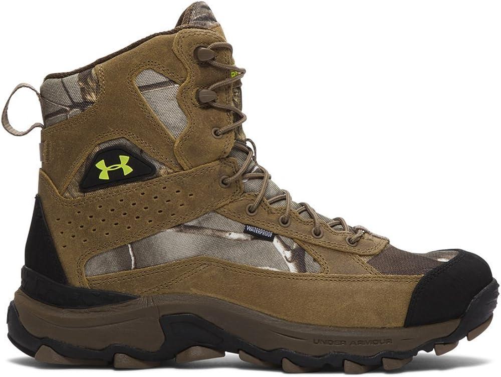 Under Armour Men s Speed Freek Bozeman Hiking Boot