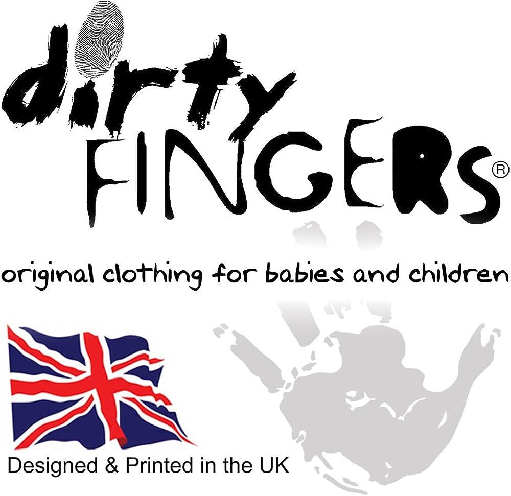 Dirty Fingers Oublie la Berceuse Moi Je mendors au Heavy Metal T-Shirt b/éb/é