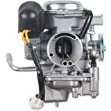 NIBBI Replacement Motorcycle Carburetor Original Performance Carburetor CVK26MM Big Bore CVK26MM GY6 Carburetor For GY6 Engine Scooter Moped 125CC-150CC