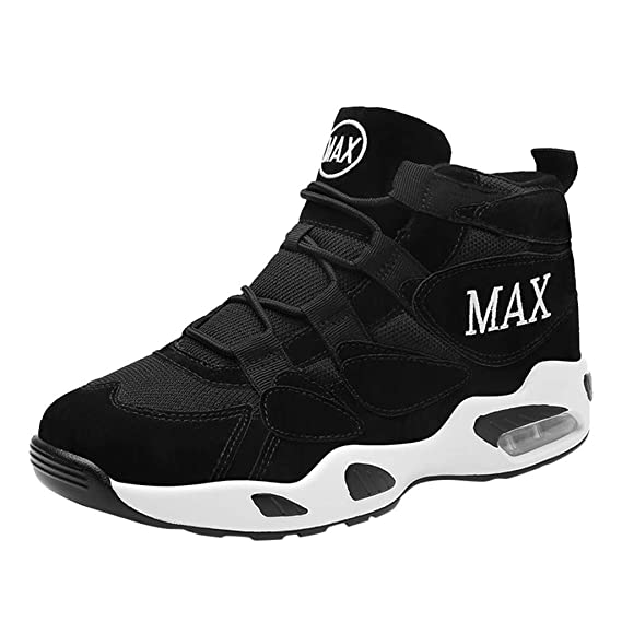 nouvelle arrivee 108f1 173a4 WORMENG Chaussure Homme, Basket-Ball pour Hommes,Baskets ...