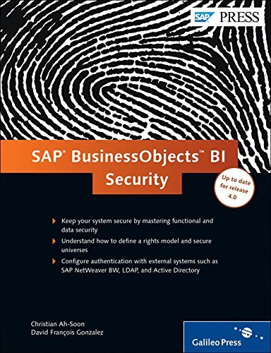 SAP BusinessObjects BI Security by Christian Ah-Soon (2012-11-28)