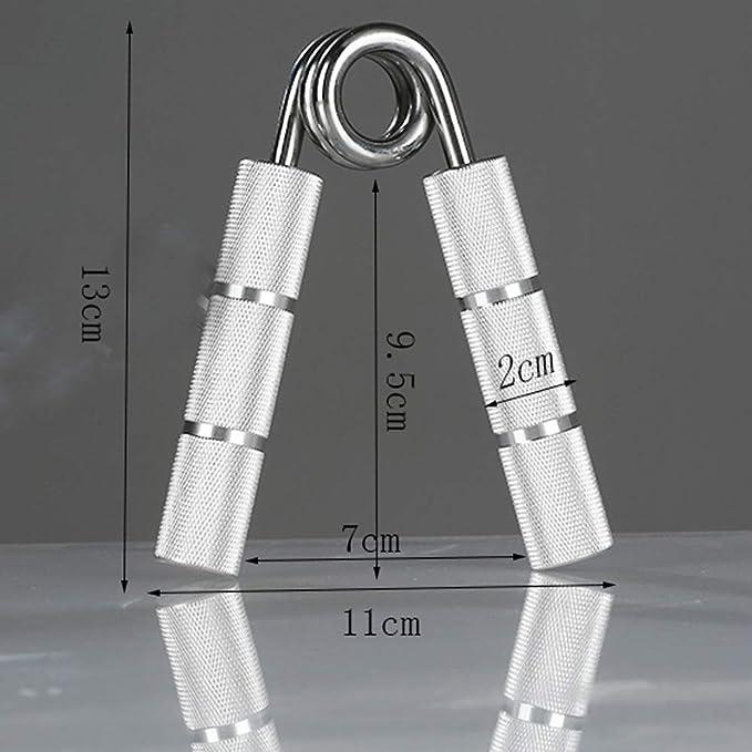 Chqw Gadget per Esercizi Alta qualit/à Grip Trainer Hand Exerciser Gomma 20-80lb Attrezzi per Allenamento Riabilitazione Mano Durevole Booster Portatile