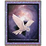 Pure Country Holy Spirit Blanket Tapestry Throw