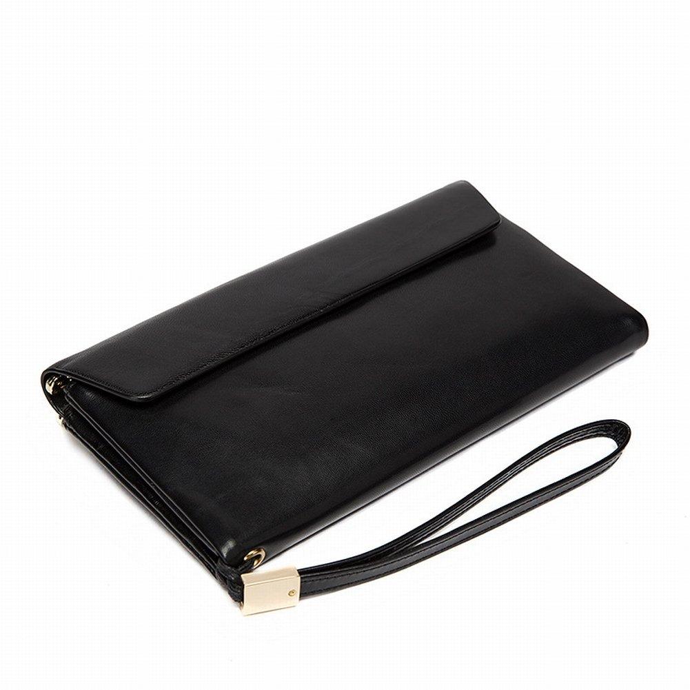 Weiblicher Geldbeutelspitzenmappengeldbeutel Weibliche Frau von Mittlerem Alter Handtasche , schwarz