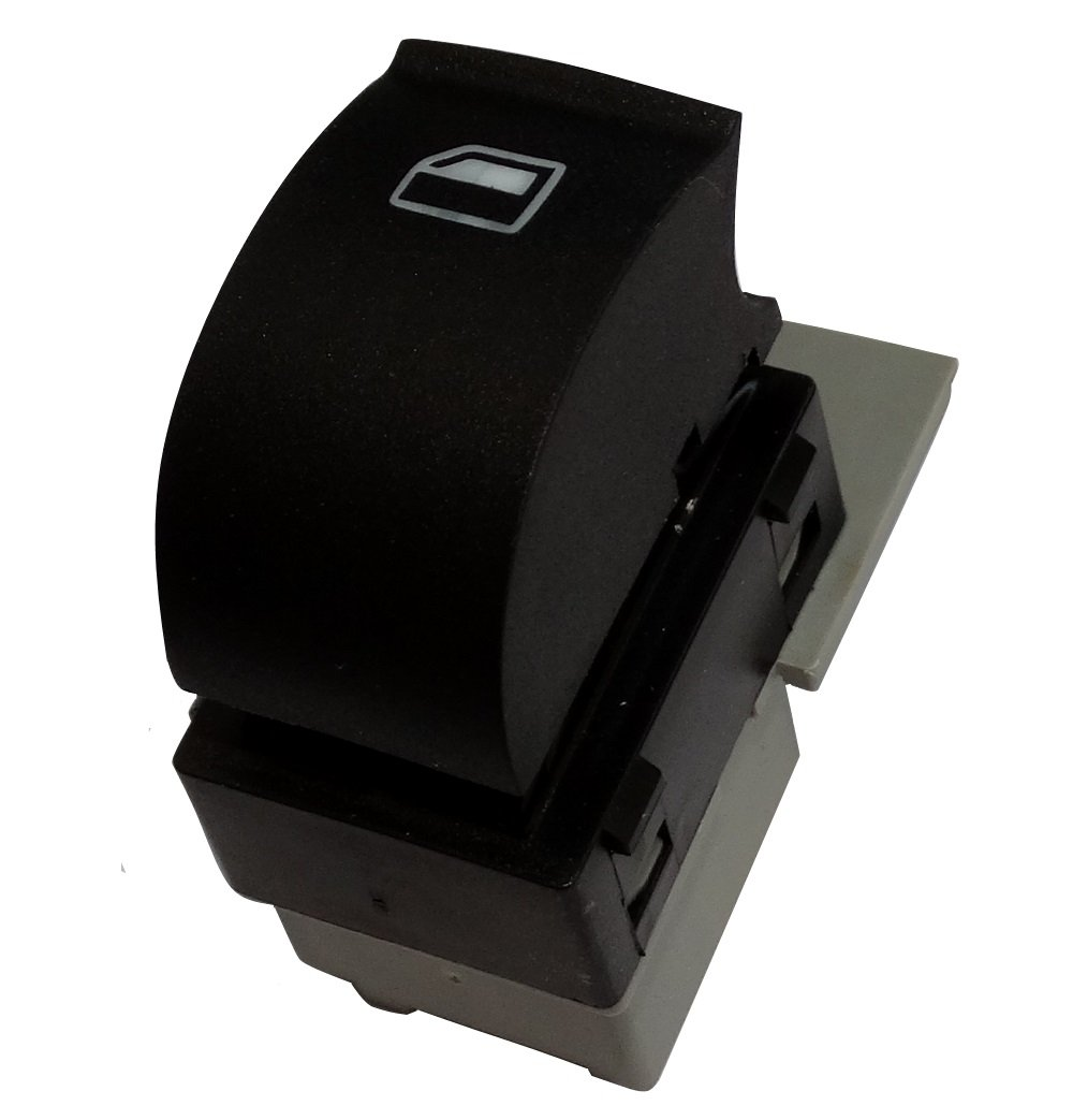 Aerzetix Interrupteur bouton l/ève-vitres compatible 4B0959855A pour auto voiture C18857