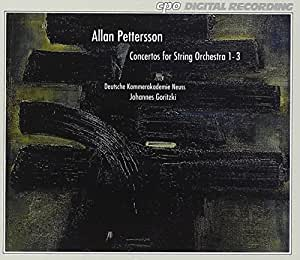 Concertos for String Orchestra