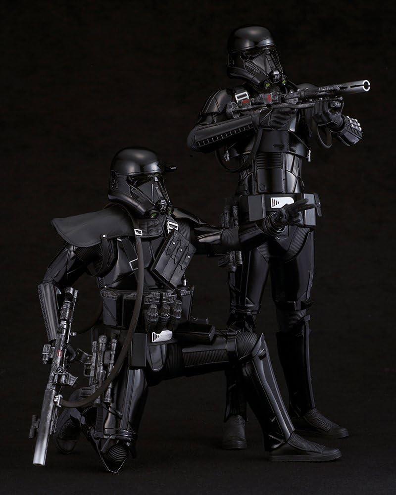 STAR WARS Death Trooper 2 Pack 1//10 Scale PVC Painted Figure Kotobukiya ARTFX