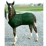 High Spirit Foal Blanket, Hunter Green