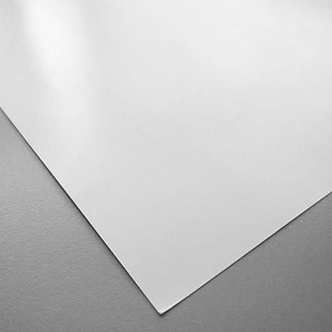 Papel Adhesivo Brillante pátina blanca hojas para impresoras ...