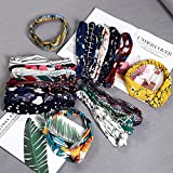 20 Pcs Boho Headbands for Women, Meartchy Vintage