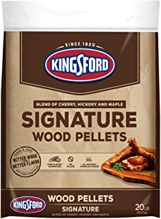 product image for Kingsford Wood Pellets, Signature Blend of Cherry, Hickory and Maple, 20 pounds