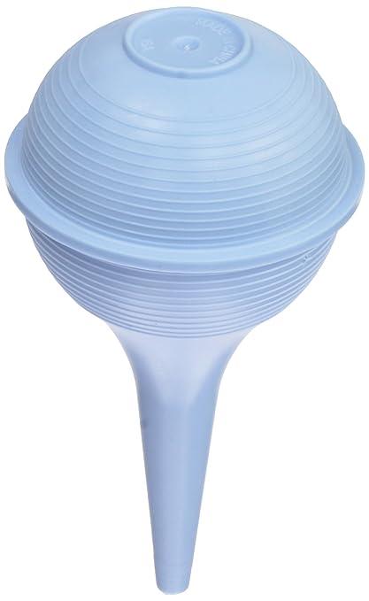 Bulb syringe nasal aspirator